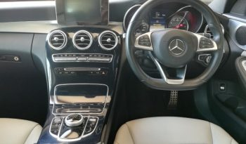 2016 Mercedes Benz C200 Auto full