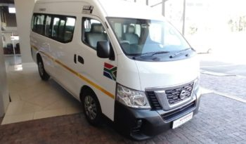 2019 Nissan NV350 2.5 16 seater Impendulo full