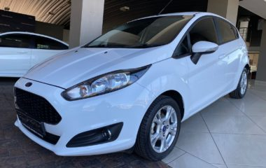 2017 Ford Fiesta 1.0 EcoBoost Trend