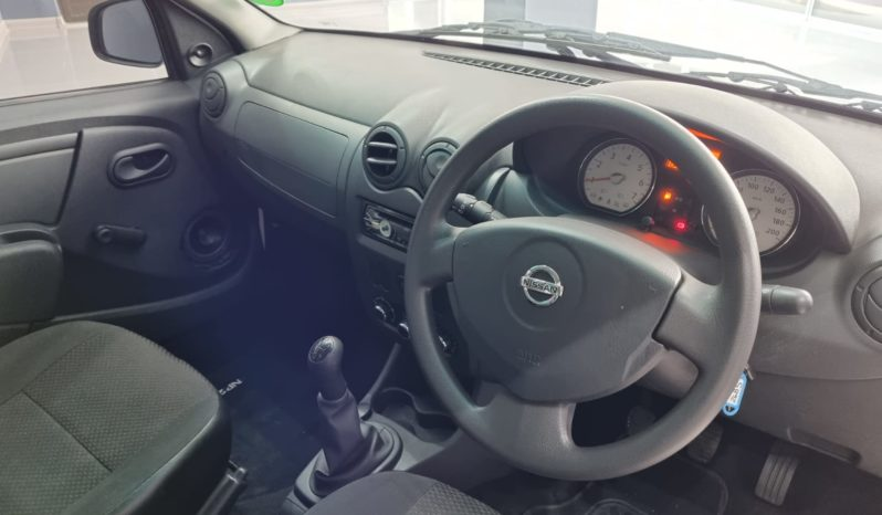 2017 Nissan NP200 1.5 Dci A/c Safety Pack full